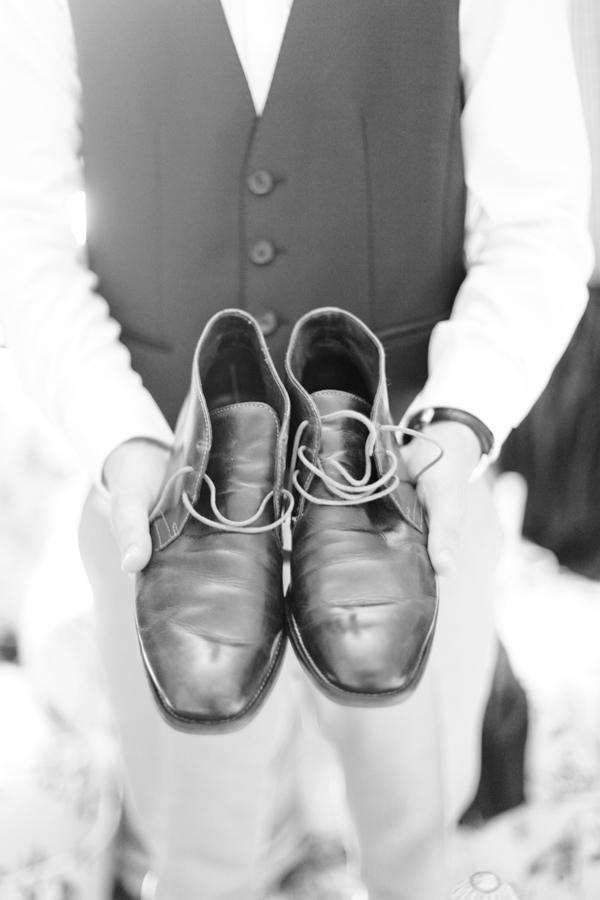 chaussure du marié