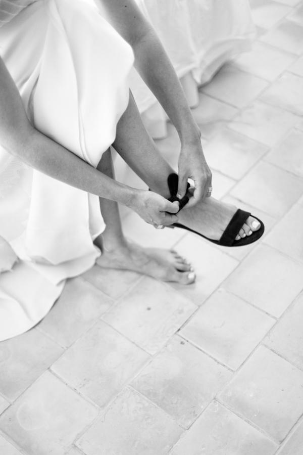 habillage marié