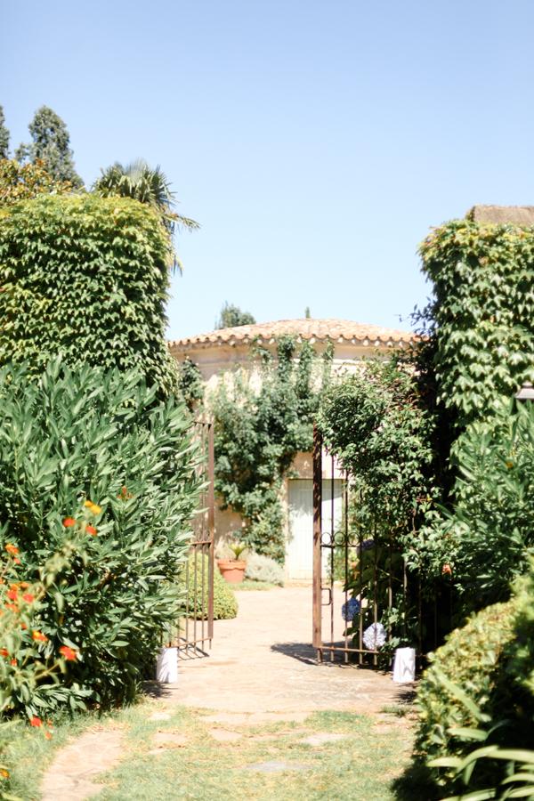 jardin domaine de vignale