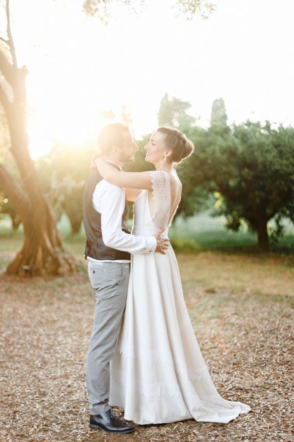 mariage au domaine de vignale
