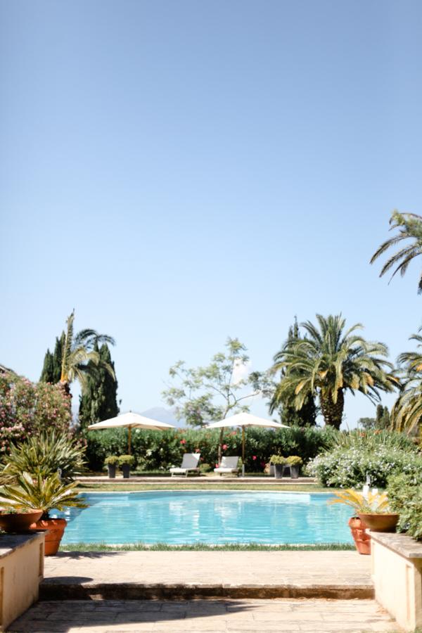 piscine domaine de vignale