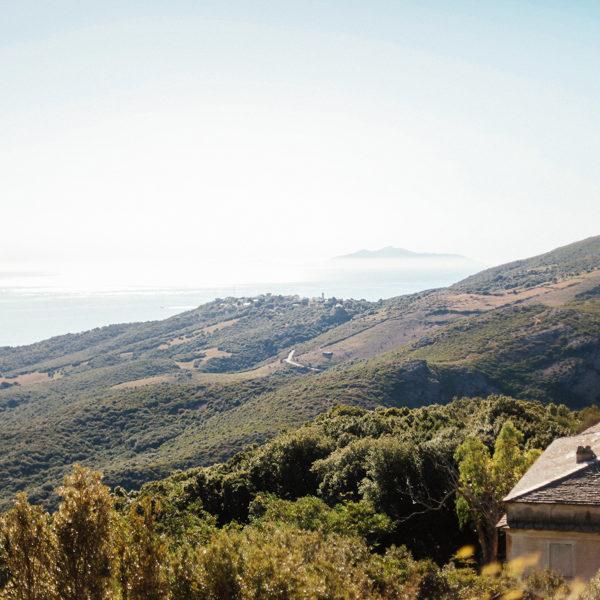 Un mariage dans le Cap Corse