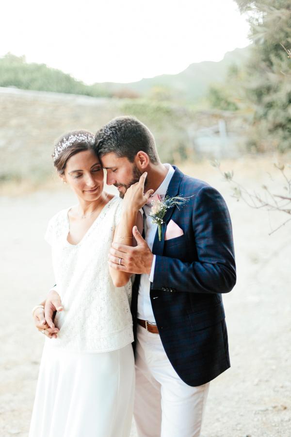 mariage Bastia couple