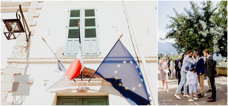Mairie de Lumio en Corse