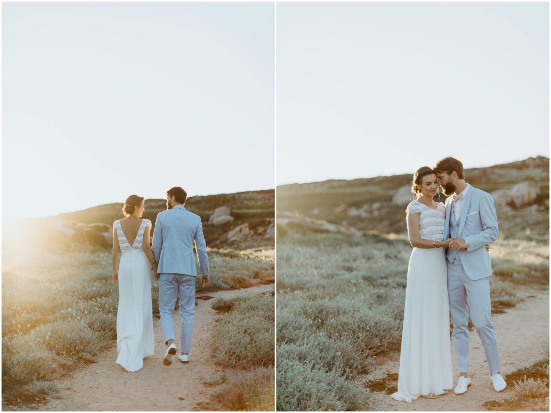 Portrait mariage en corse