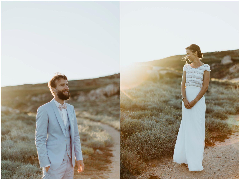 Portrait mariage corse