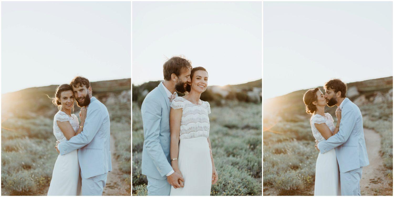 Portrait corse mariage