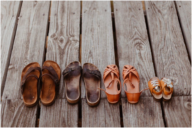 chaussure séance photo corse