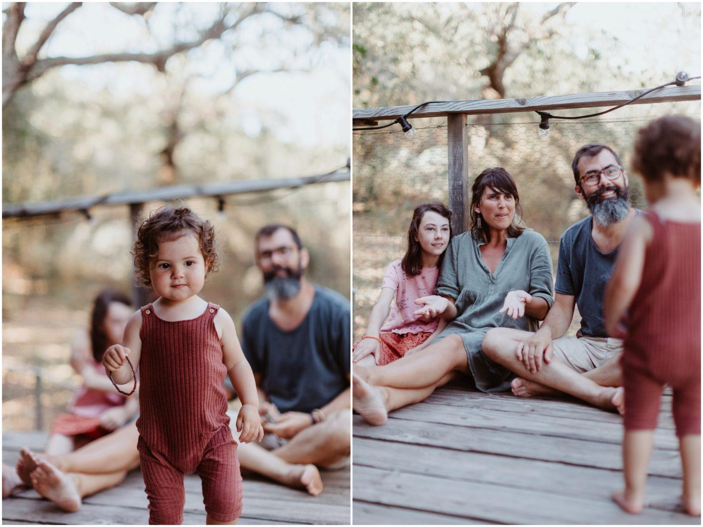 corse famille photo