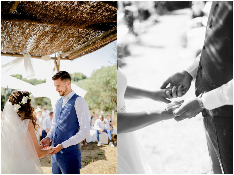ceremonie mariage sartene