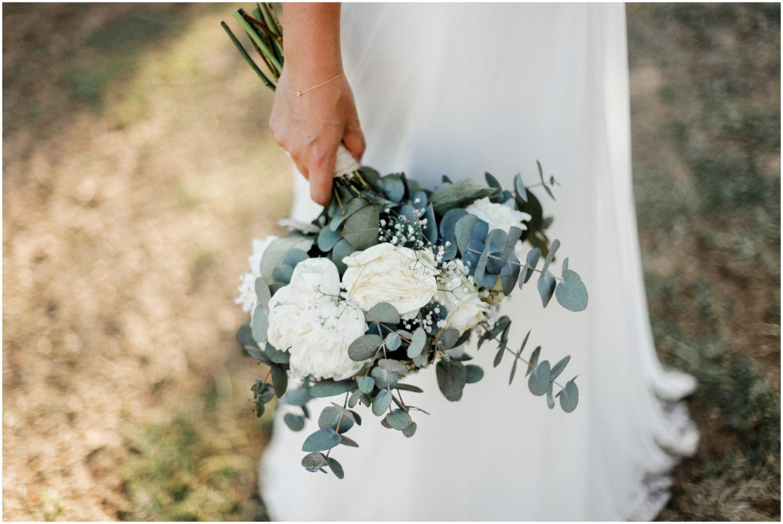 bouquets de fleurs mariage