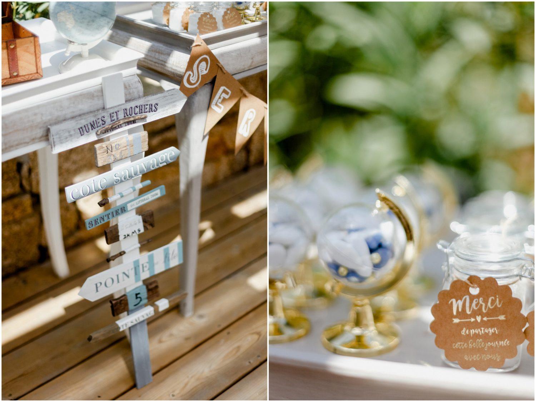 décoration cocktail mariage
