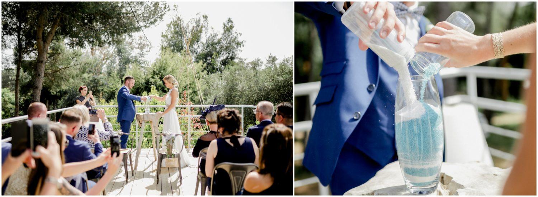 moment cérémonie mariage