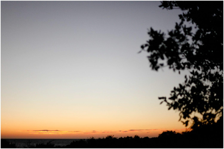 coucher de soleil lumio