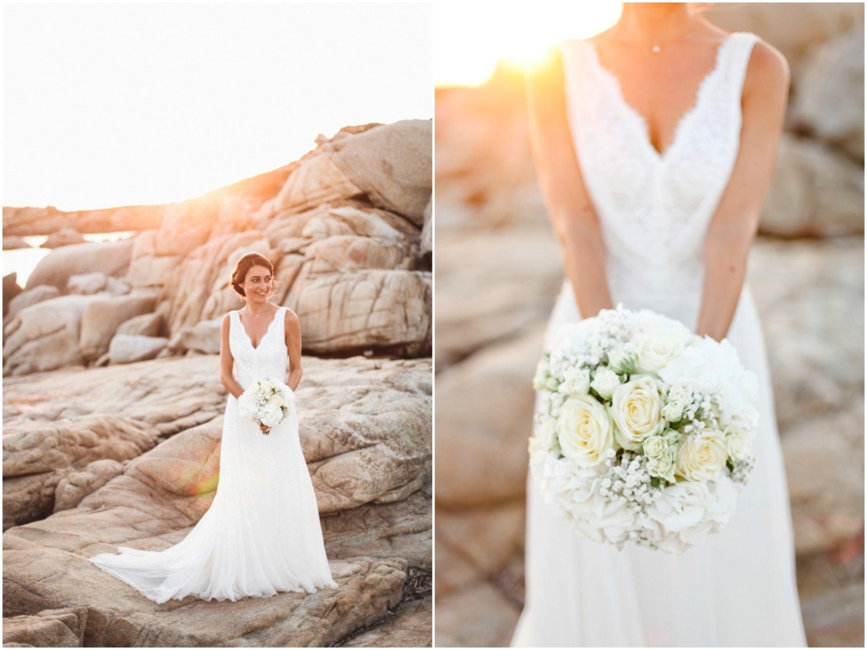 fleurs mariage lumio
